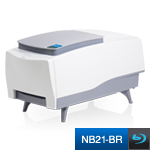 Nimbie USB Plus Blu-ray/CD/DVD/M-Disc Auto Loader/Duplicator/Ripper (USB 3.0/2.0)