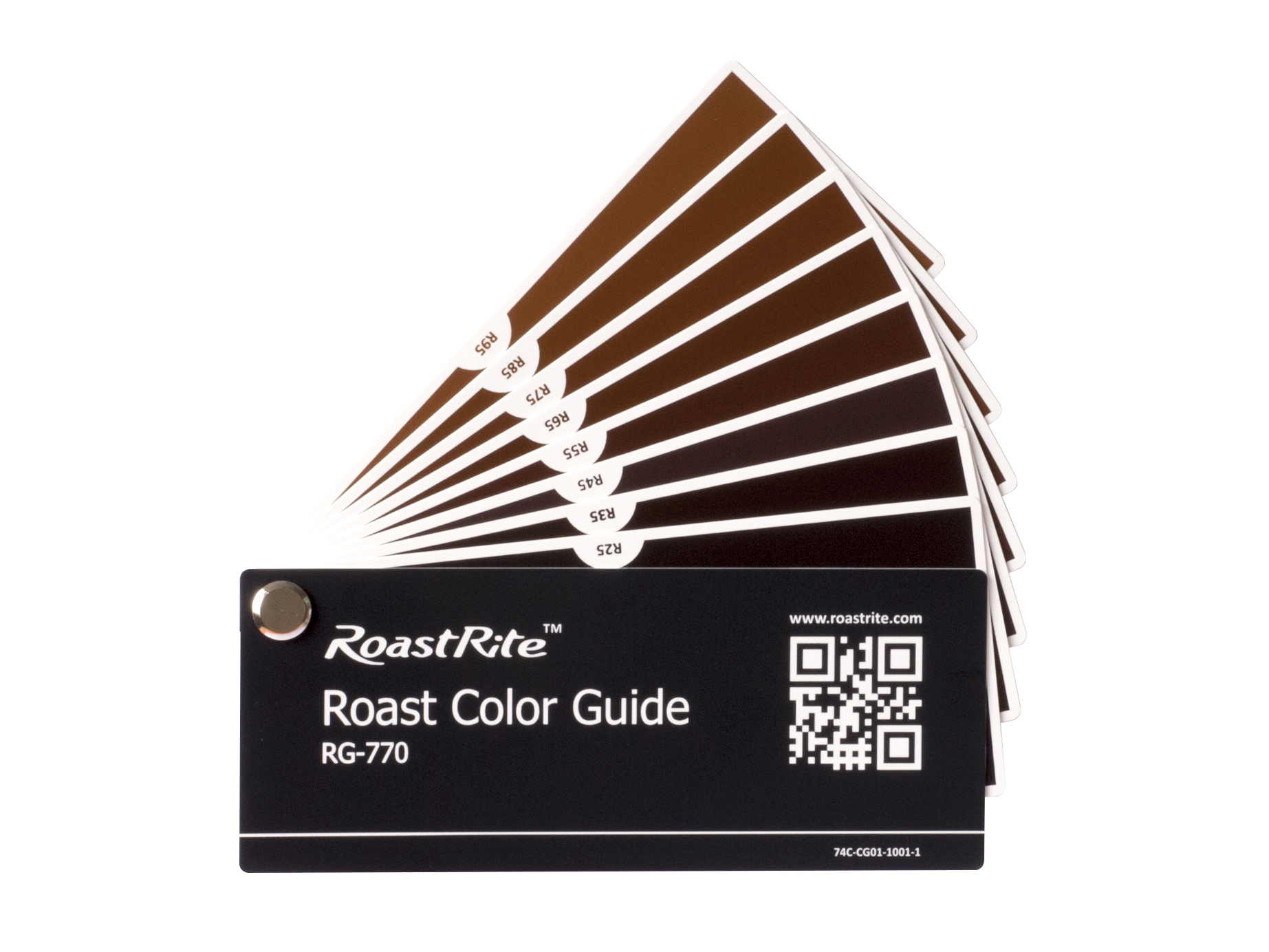 RoastRite Roast Color Guide RG-770